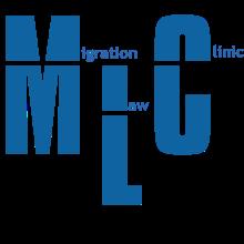 MLC alleen letters blauw